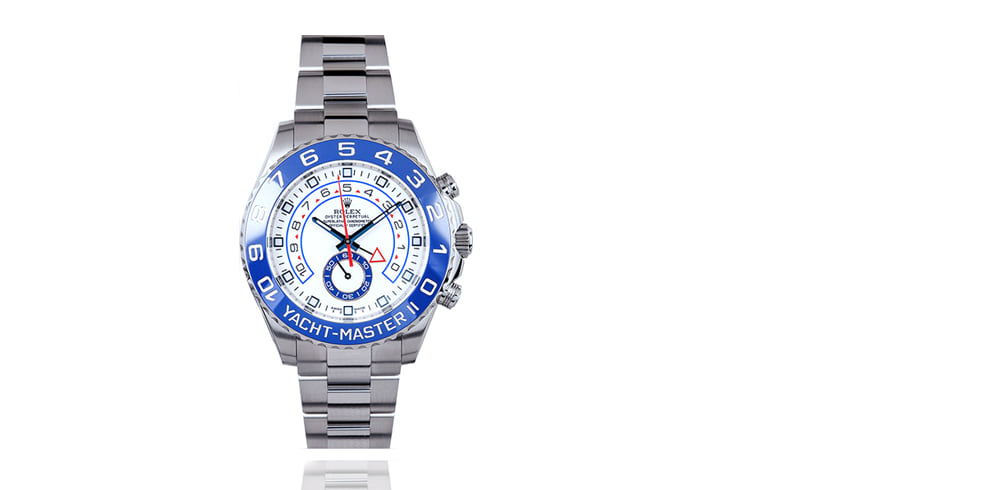 Pre-Owned Rolex Yacht Master II.