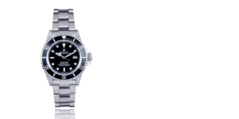 Amazing, clean pre-owned rolex submariner.