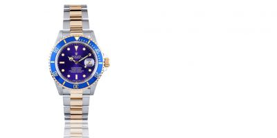 Submariner Two Tone