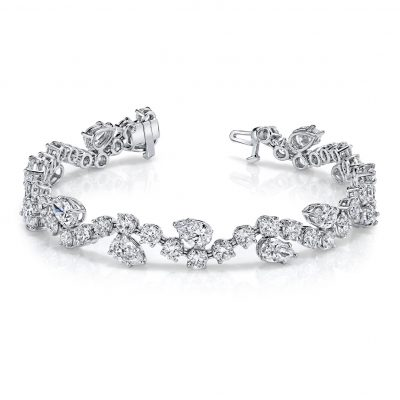 Winstons-Bracelet-Diamond-Classic-14A