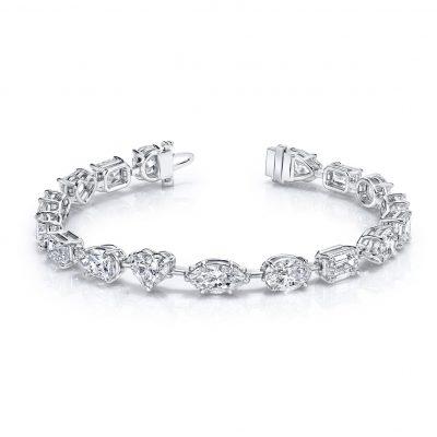 Winstons-Bracelet-Diamond-Classic-17A