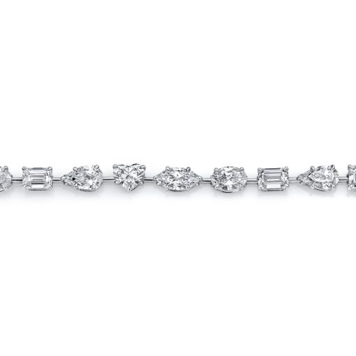 Winstons-Bracelet-Diamond-Classic-17B