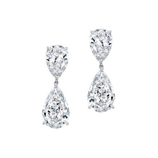 Winstons-Diamond-Earrings-Drop-Pear-028