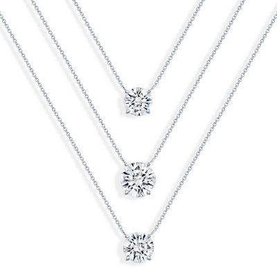 Winstons-Diamond-Pendant-Necklace-Solitaire