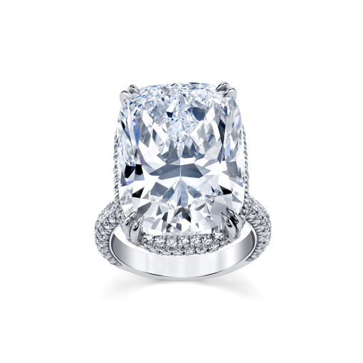 Winston's Engagement Ring 10 A