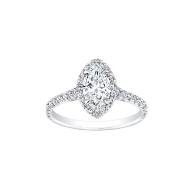 Winston's Engagement Ring 11 A