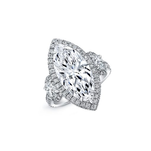 Winston's Engagement Ring 14B