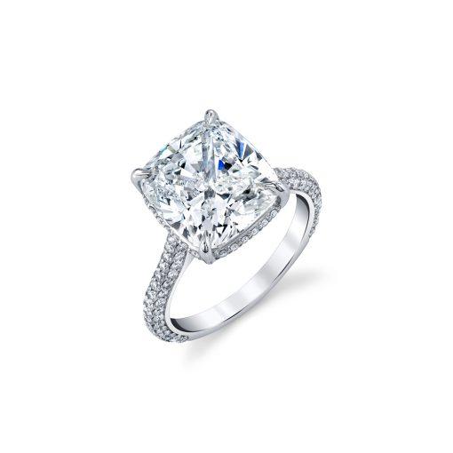 Winston's Engagement Ring 15 C