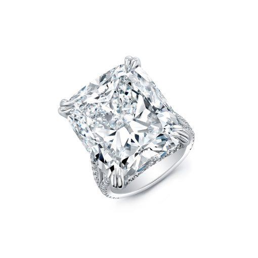 Winston's Engagement Ring % B