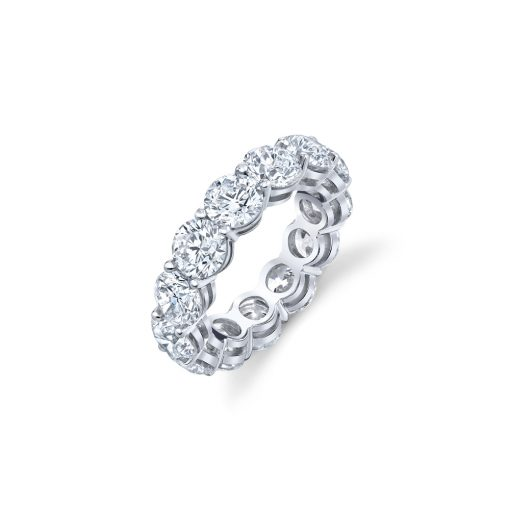 NEW Winstons-Eternity-Band-Wedding-Band 9 C