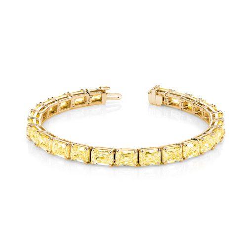 Winstons-rare-yellow-diamond-bracelet-01