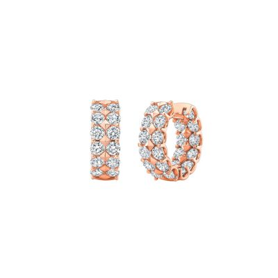 Winstons-rose-gold-Diamond-hoop-Earrings-012